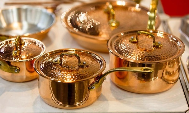 Copper ceramic cookware, what is it?