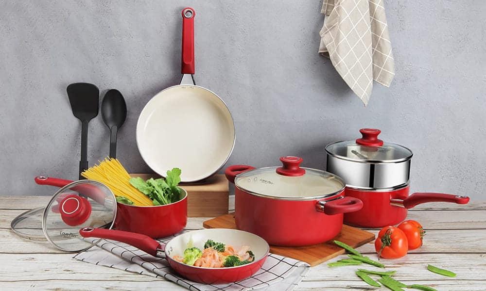 Ceramic Cookware Pots – Drawbacks