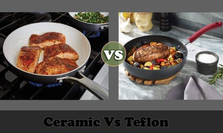Ceramic Vs Teflon buying guide