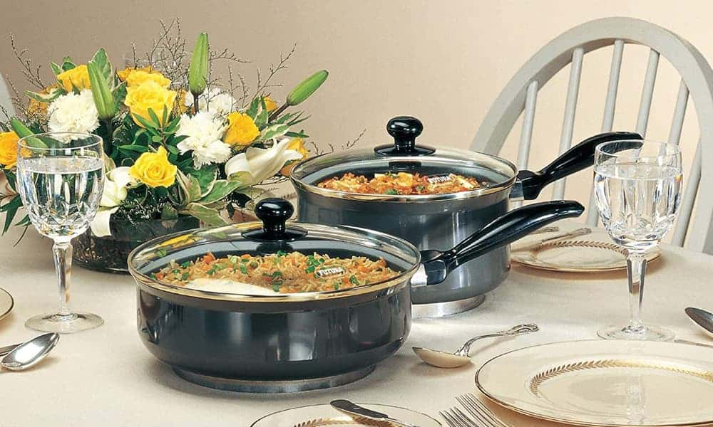 Drawbacks of Teflon and Ceramic Cookware
